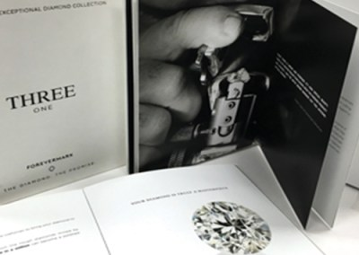 Forevermark Perfect Bound Book
