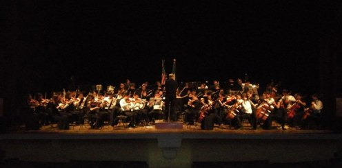 CYMO plays at Teatro Verdi