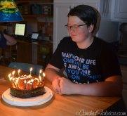 Liam turns 16