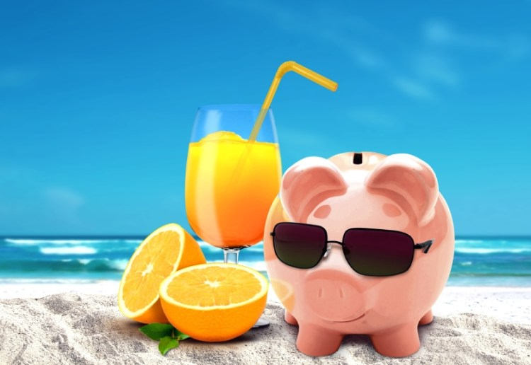 Image result for saving money on holiday