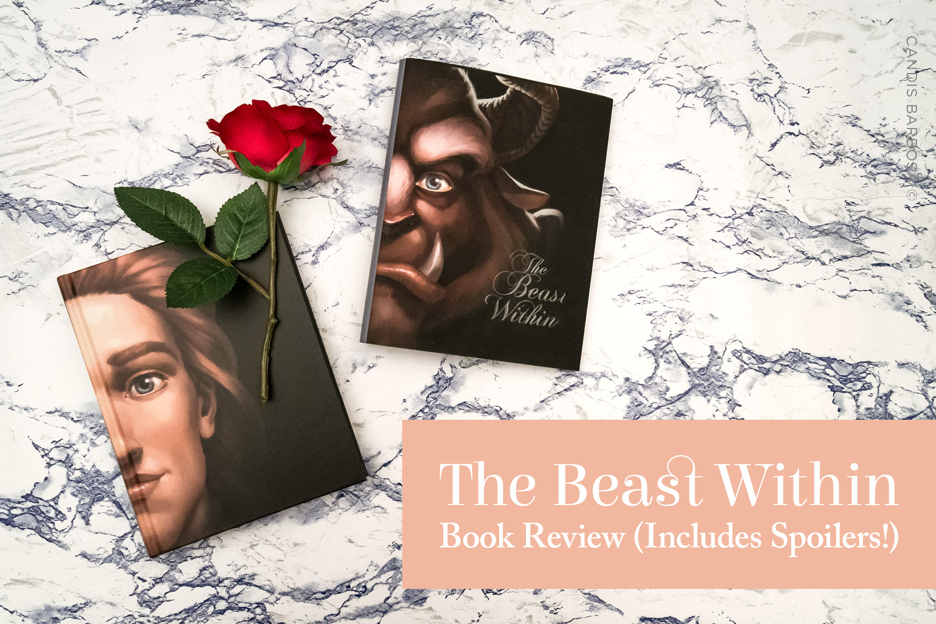 Book Review: The Beast Within by Serena Valentino (Spoilers!)