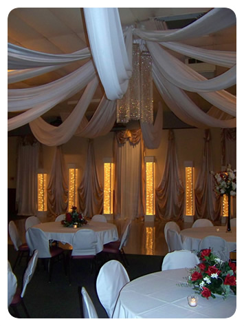 Candlelight Occasions Elegant Backdrops