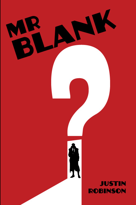 Mr Blank Cover
