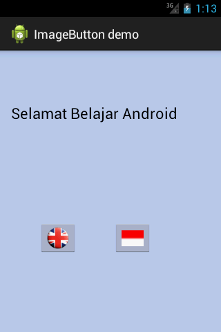 ImageButton android