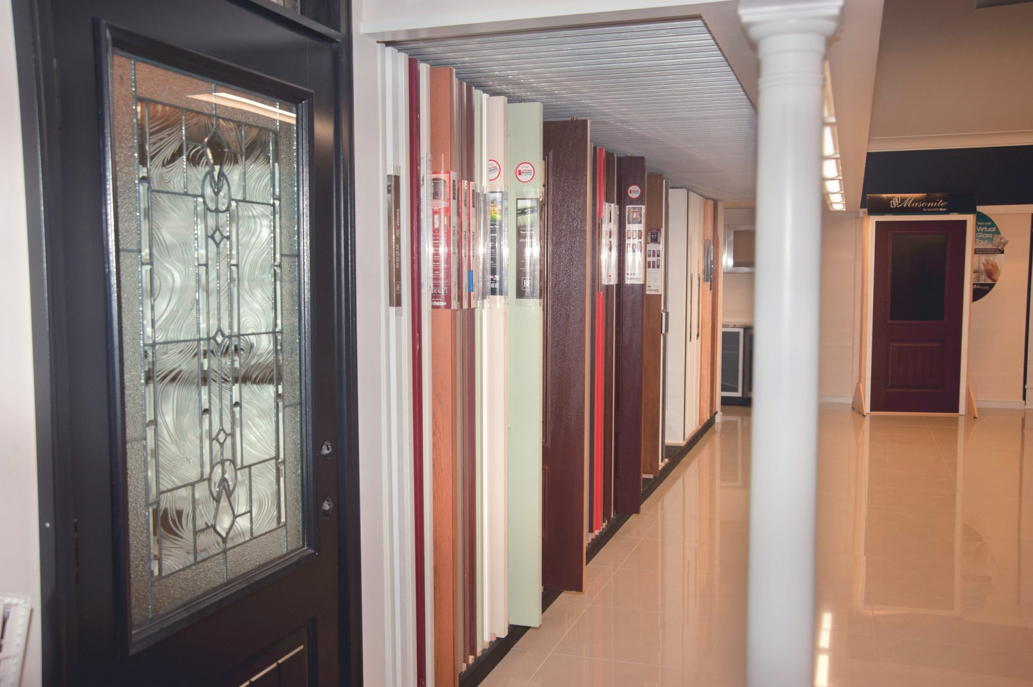 vinyl doors interior in philadelphia pa