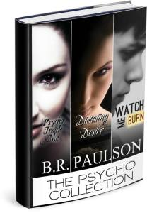 #ReleaseDay The Psycho Collection by B.R. Paulson