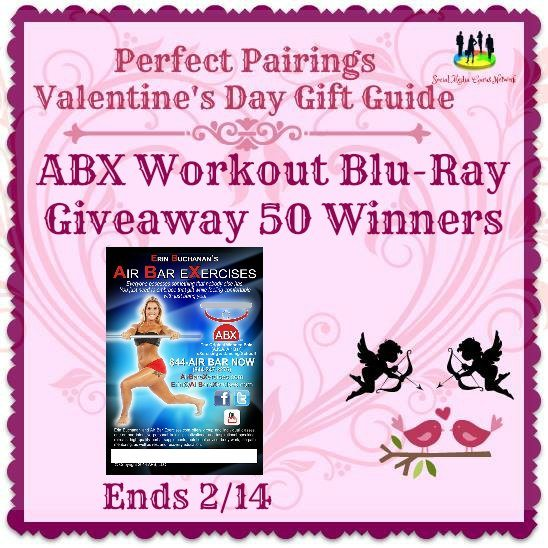 ABX Workout Blu-Ray #Giveaway 50 Winners Ends 2/14