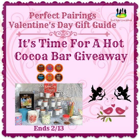 It's Time for a Hot Cocoa Bar #Giveaway Ends 2/13 #SMGN