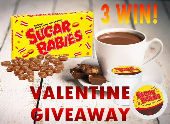 Sugar Babies Hot Cocoa #Giveaway 3 Winners! Ends 2/6