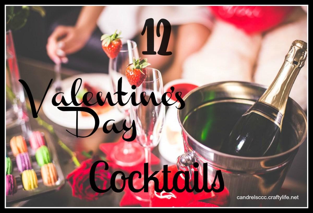 12 Valentine's Day Cocktails