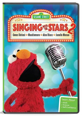 Sesame Street Singing With the Stars 2 #Giveaway Ends 2/26