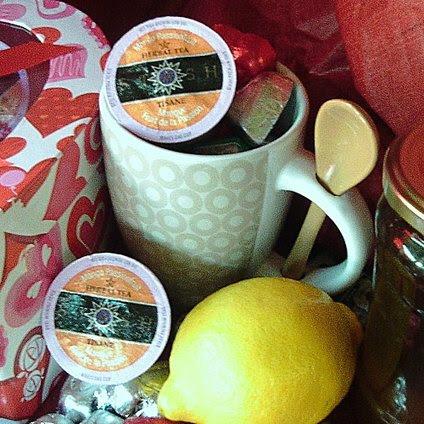 Stash Mango Passionfruit Valentine Tea #Giveaway Ends 2/19