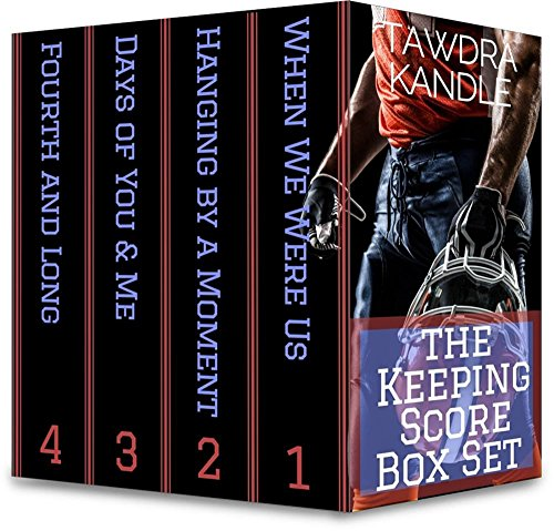 #ReleaseDay Keeping the Score Box Set by Tawdra Kandle