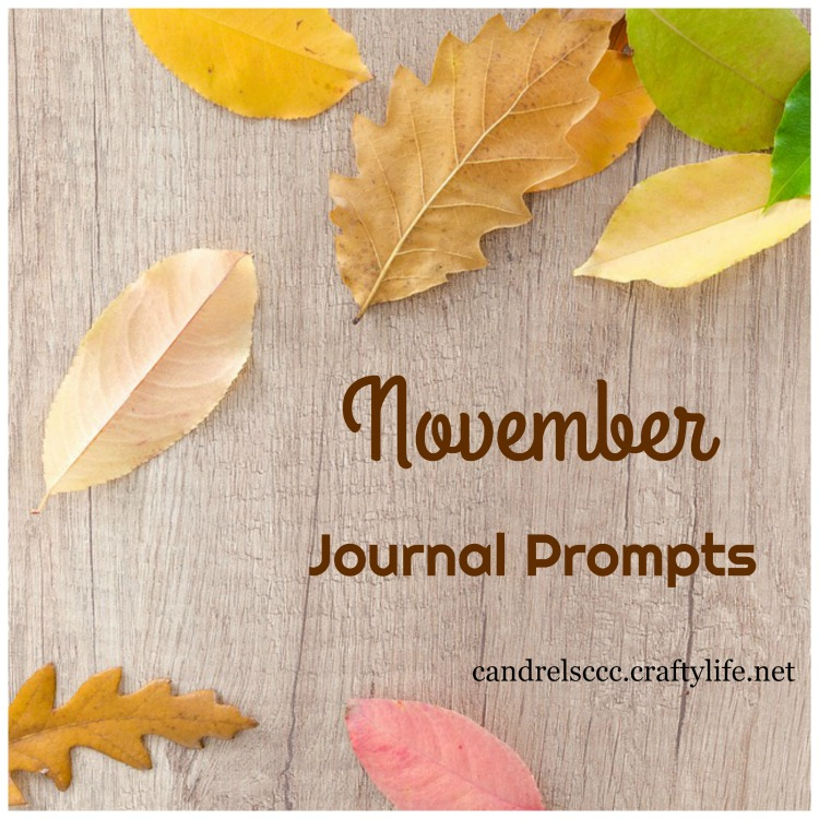 November Journal Prompts with Free Printables