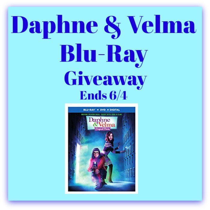 Daphne and Velma Blu-Ray #Giveaway Ends 6/4 #SMGN