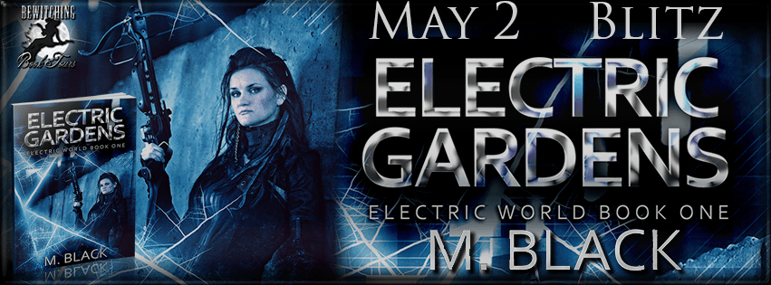 Interview with M. Black, author of Electric Gardens