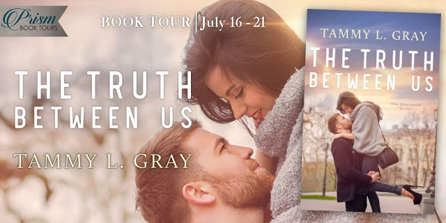 The Truth Between Us by Tammy L. Gray Book Tour Grand Finale with Giveaway