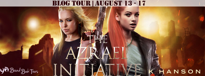 If The Azrael Initiative was made into a movie…