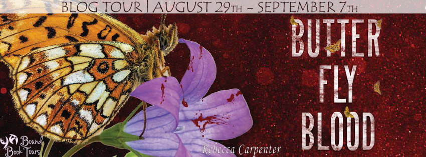 Read an excerpt from Butterfly Blood by Rebecca Carpenter