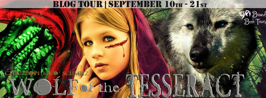 Interview With Christopher Schmitz, Author of Wolf of the Tesseract