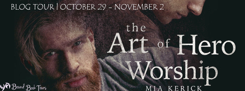 Meet Mia Kerick, author of The Art of Hero Worship