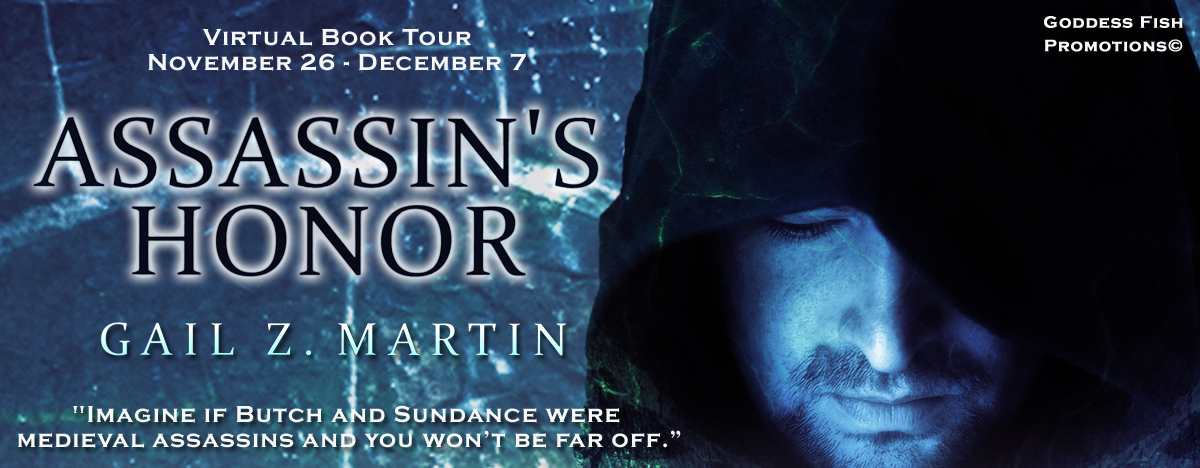 Interview with Gail Z. Martin, author of Assassin's Honor