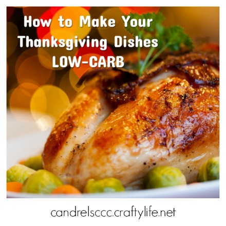 How to Have a Low-Carb Thanksgiving Dinner