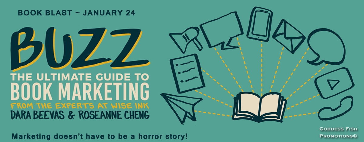 #Review of Buzz: The Ultimate Guide to Book Marketing