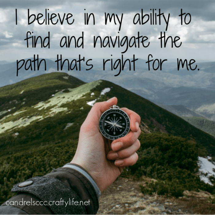 Daily Affirmation January 26