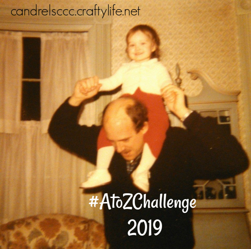 #AtoZChallenge The few times my dad cried
