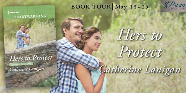 #Interview with Catherine Lanigan, author of Hers to Protect