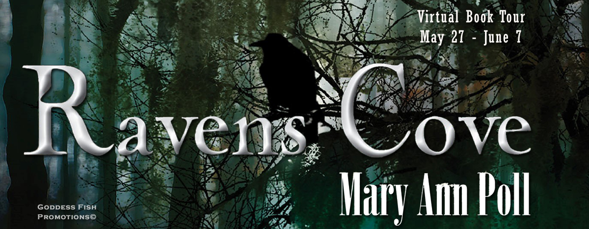 Meet Mary Ann Poll, author of Ravens Cove