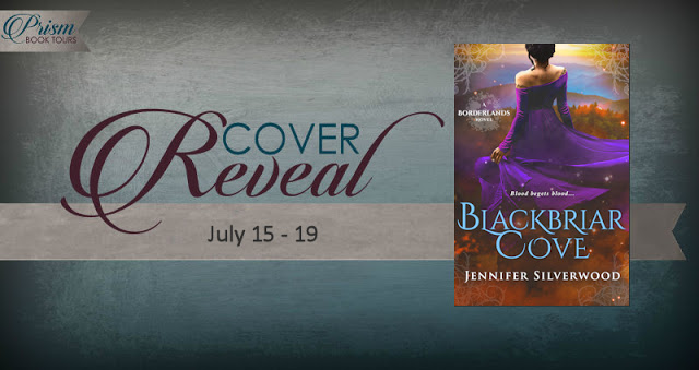 #CoverReveal Blackbriar Cove by Jennifer Silverwood #BlackCoveCR