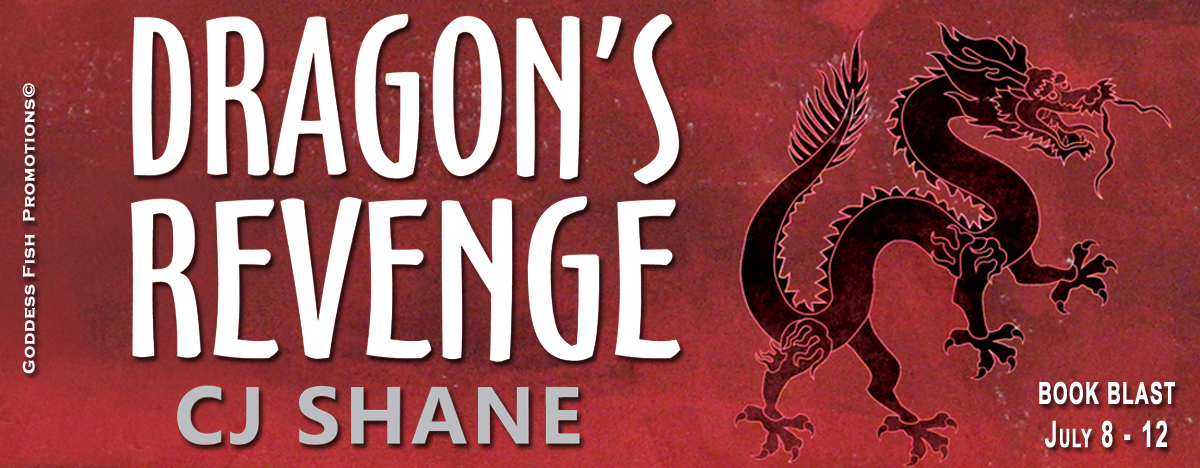 #BookBlast Dragon's Revenge by CJ Shane with #Giveaway