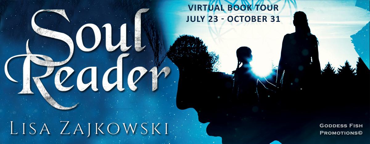 Meet Lisa Zajkowski, author of Soul Reader