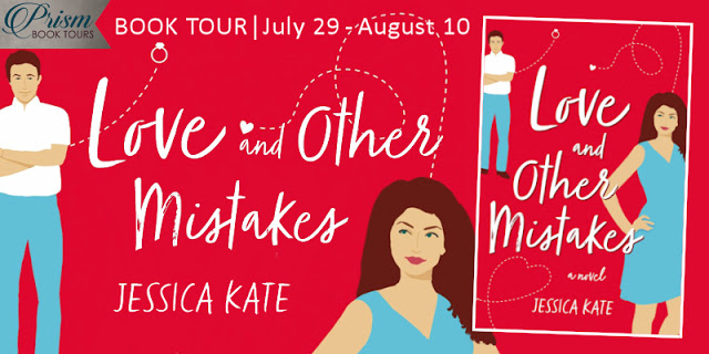 Love and Other Mistakes by Jessica Kate #BookTour Grand Finale #LOMPrismTour