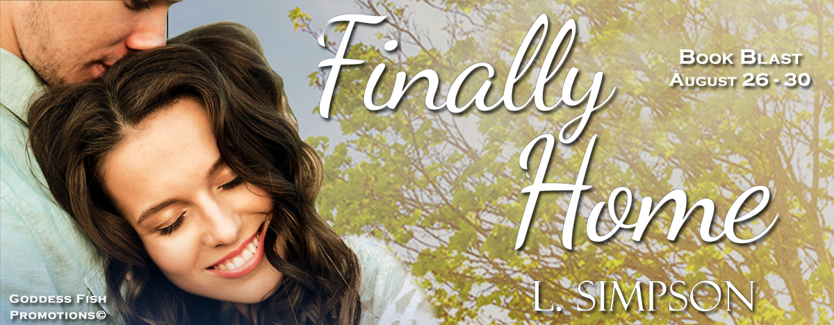 Finally Home (Alpine Valleys Book 3) by L. Simpson with #Giveaway