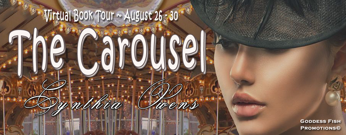 #Interview with Cynthia Owens, author of The Carousel