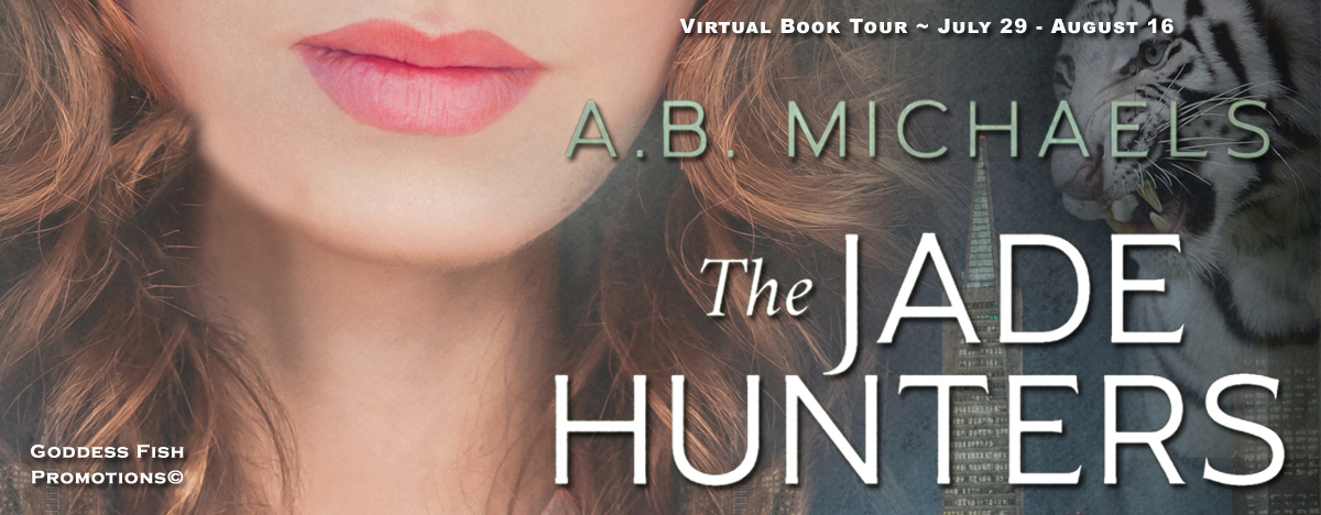 #Interview with AB Michaels, author of The Jade Hunters