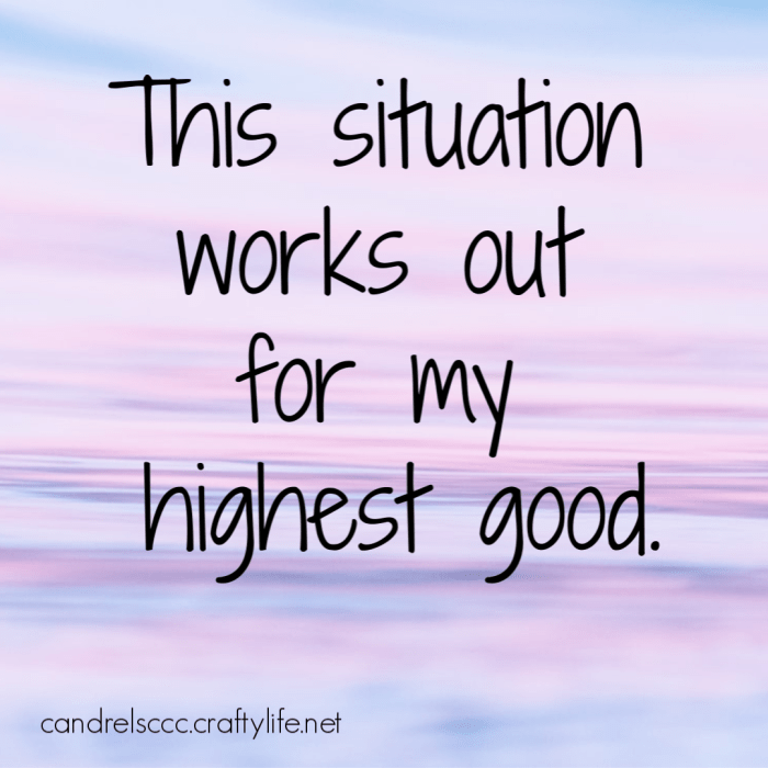 Daily Affirmation March 30