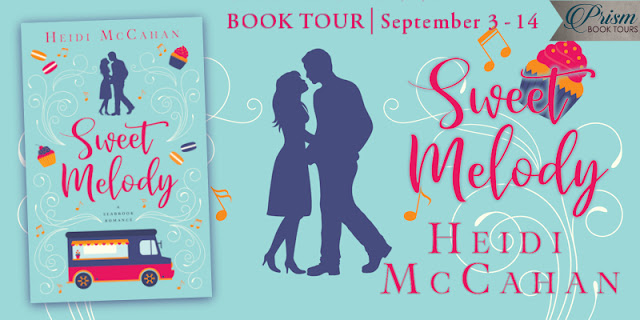 #Interview with Heidi McCahan, author of Sweet Melody #SweetMelTour