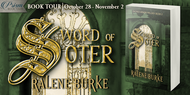 #Interview with Ralene Burke, Author of Sword of Soter #SOSPrism