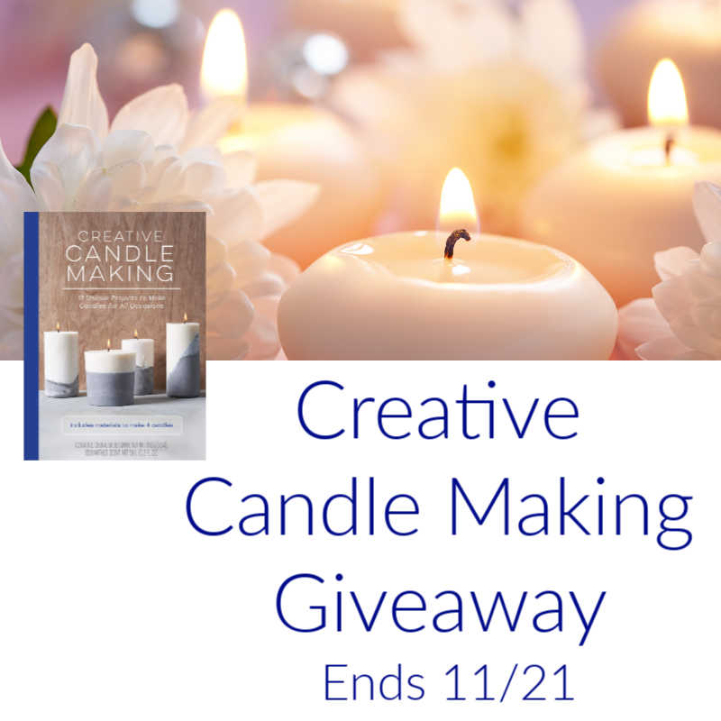 Creative Candle Making #Giveaway Ends 11/21 @QuartoKnows @SMGurusNetwork @las930