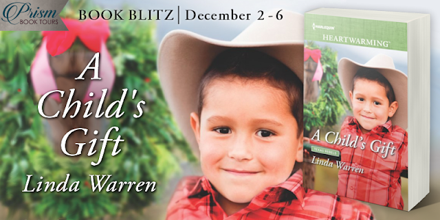 A Child's Gift by Linda Warren with #Giveaway #ChildsGiftBlitz