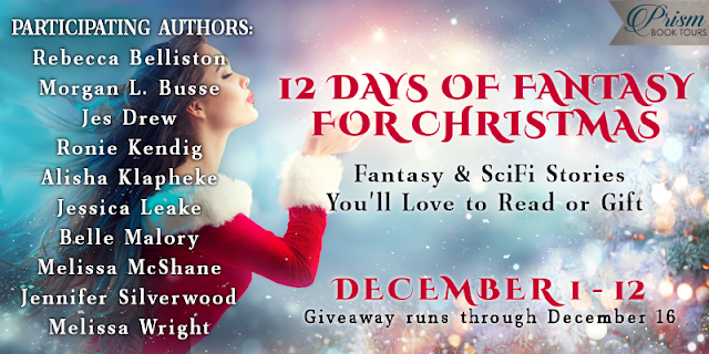 12 Days of Fantasy for Christmas With #Giveaway #FantasyForChristmas19