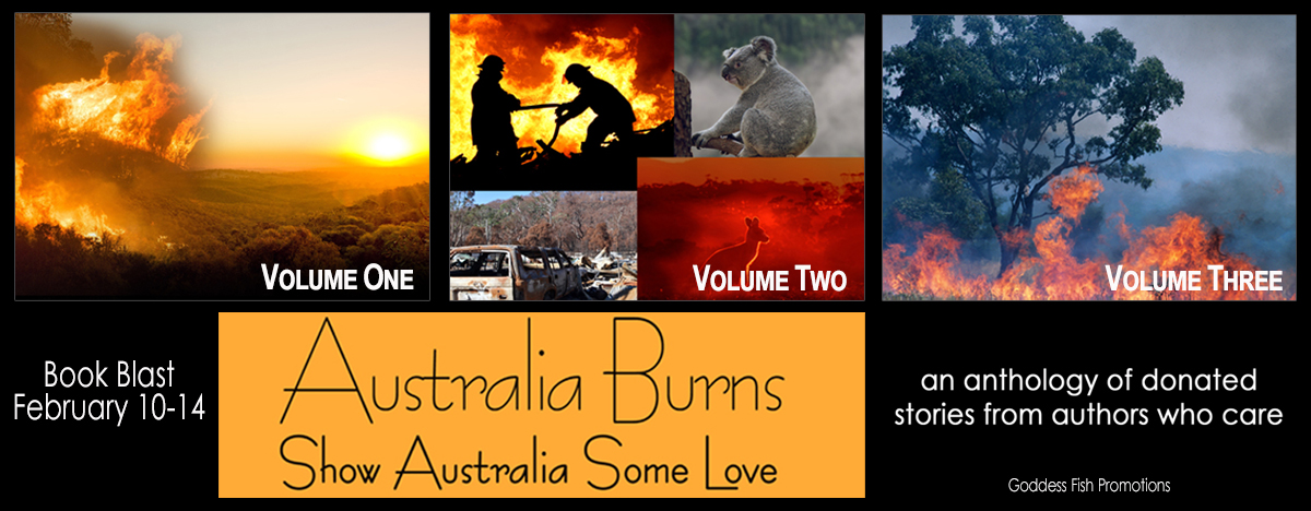 #BookBlast Australia Burns Charity Anthology with #Giveaway