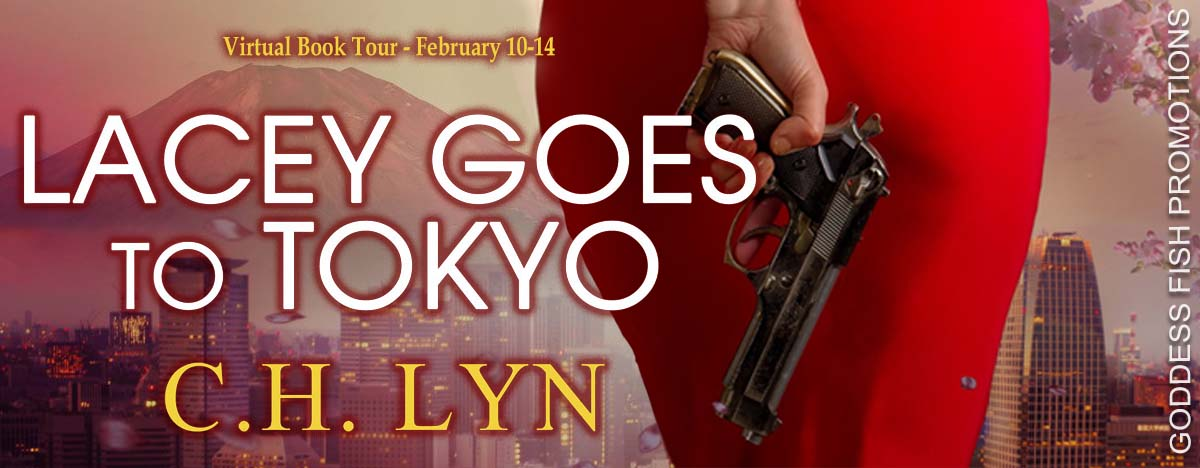 #Interview with C.H. Lyn, author of Lacey Goes to Tokyo with #Giveaway