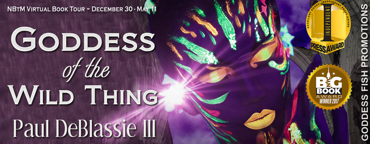#Interview with Paul DeBlassie III, author of Goddess of the Wild Thing