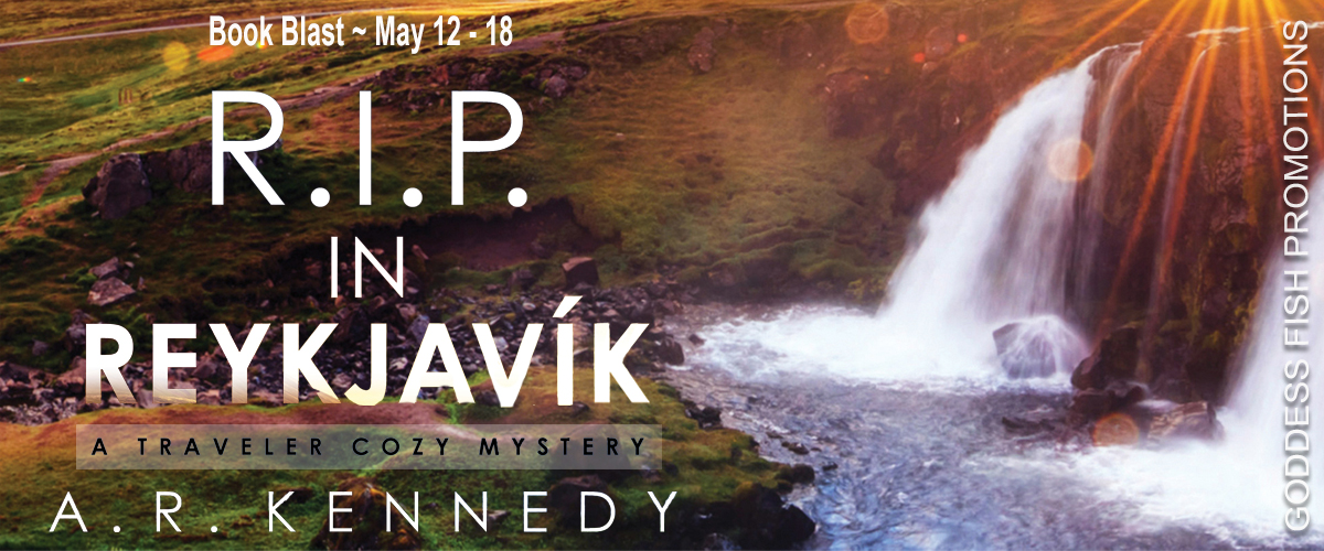 #BookBlast RIP in Reykjavik by AR Kennedy with #Giveaway