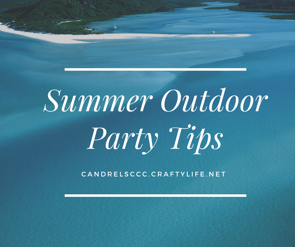 Summer Outdoor Party Tips